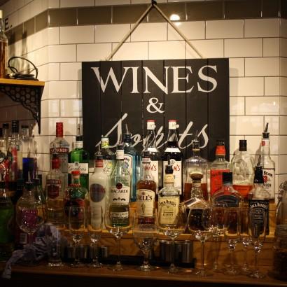 Wine….not!